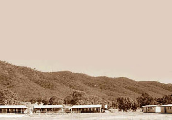The camp in 1966