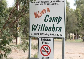 Welcome to Camp Willochra